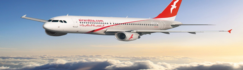 Air Arabia Maroc Flights