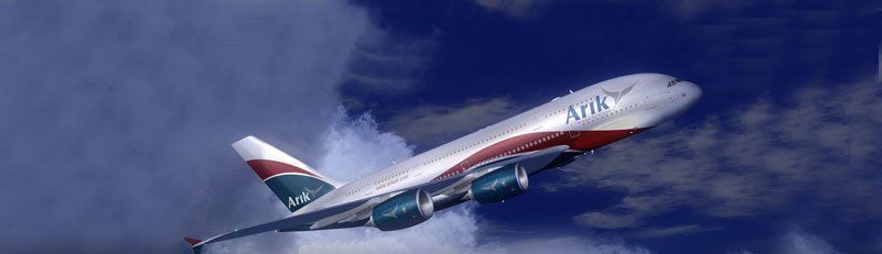 Arik Air Flights