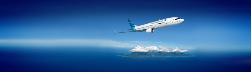 Garuda Indonesia Flights