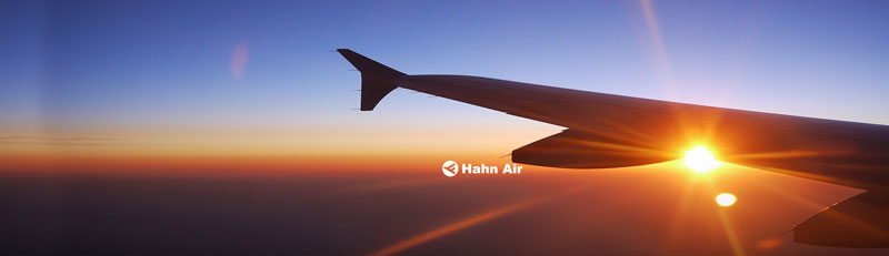 Hahn Air Flights