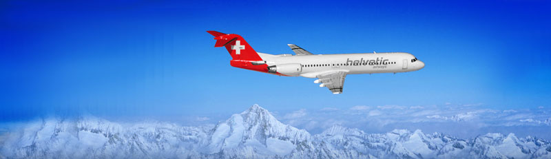 Helvetic Airways Flights