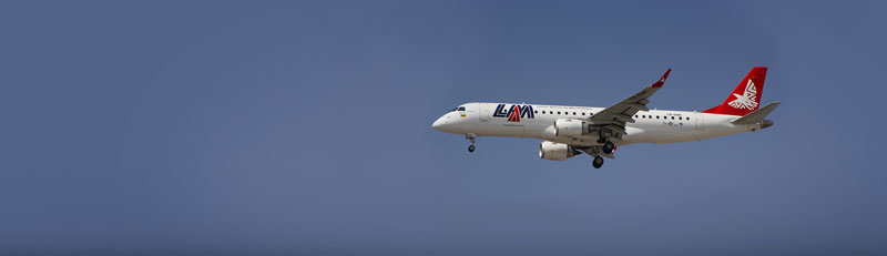 LAM Mozambique Airlines Flights