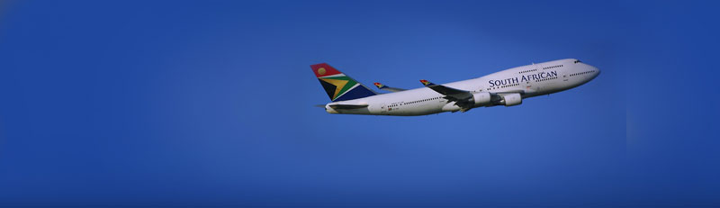 South African Airways (SAA) Flights