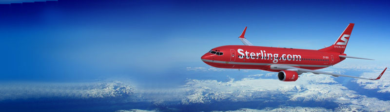 Sterling Airlines Flights