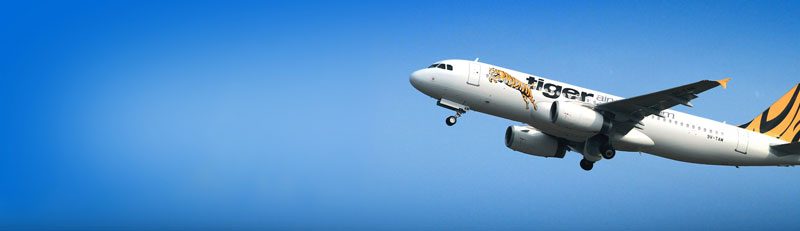 Tigerair Flights