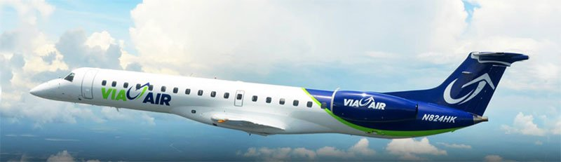ViaAir Flights
