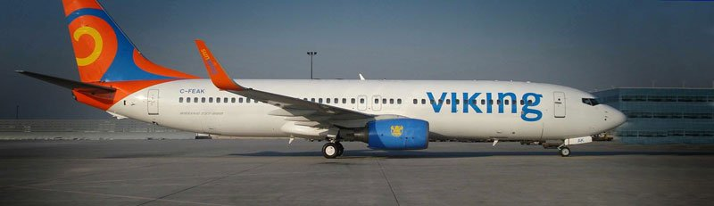 Viking Airlines Flights
